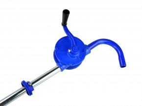 Ruční rotační Čerpadlo/ pumpa do sudu na naftu a olej G01018
