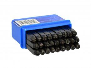 Raznice písmenková 4mm/27ks G01808