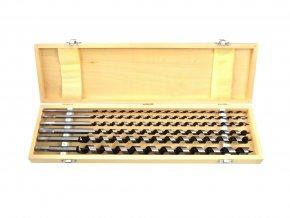 Sada vrtáků do dřeva 6-18mm/ 460mm 6ks GEKO
