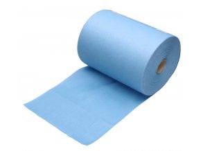 Papierové utierky v rolke 150m 68gm2 BLUE (3)