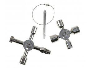 Univerzálny kľúč pre rozvodné skrine 10v1 G10048 (1)