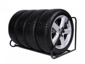 Nástenný držiak na 4 pneumatiky 4x235 (D4P) (1)