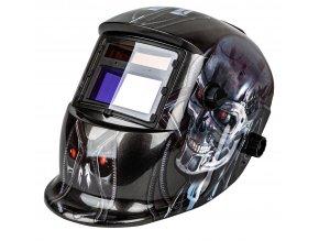 Zváračská maska samostmievacia Terminátor (2)