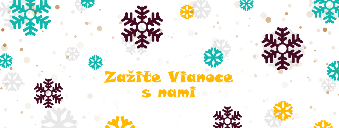 Zažite Vianoce s nami