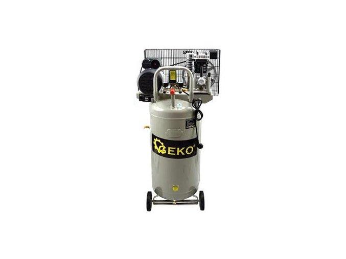 Kompresor 100L vertikálny - olejový GEKO