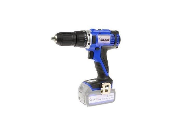 Akumulátorový skrutkovač 18V 45Nm - G80611