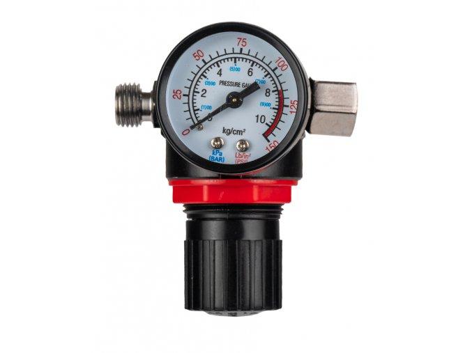 """Regulátor tlaku vzduchu 1/4"""" 12bar"""