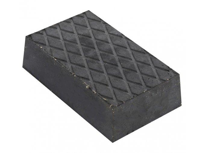 pol pl Guma podklad gumowy do podnosnika plytowego 220 x 130 x 55 mm 4011 1