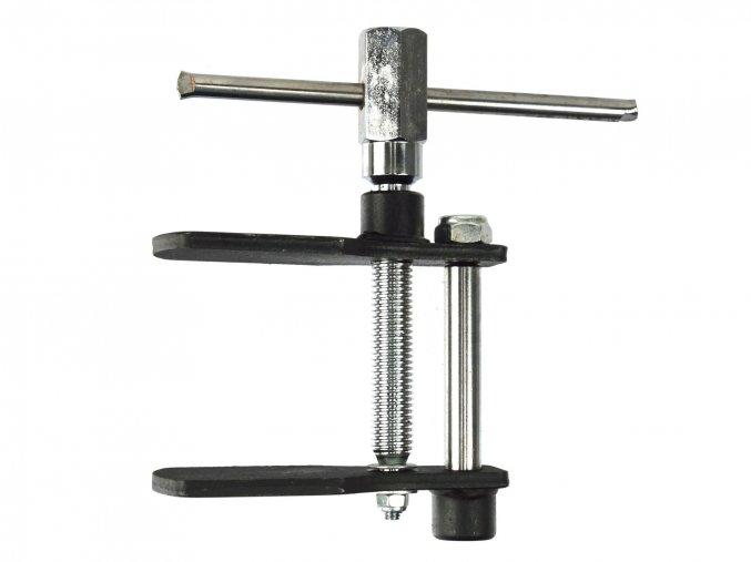 Prístroj na zatlačenie brzdových piestov