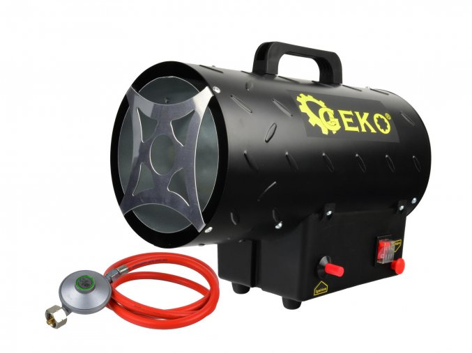 Plynový ohrievač 15kW + hadica a regulátor G80410