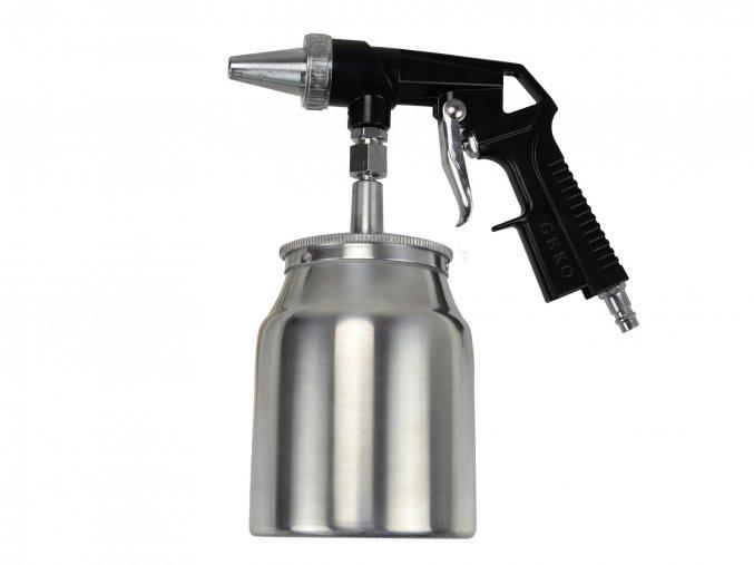 Pištoľ na pieskovanie AS 10 1l + kľúč + kefka