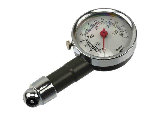 Tlakomer na pneumatiky 0,5 - 7,5 bar G01304
