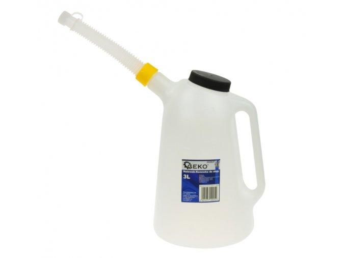 Nádoba na olej 3L G02637