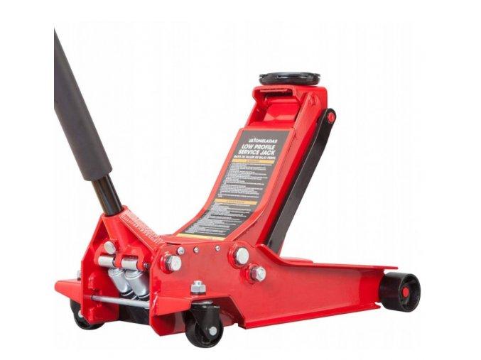 Hydraulický zdvihák s pojazdom nízkoprofilový 3t (1)