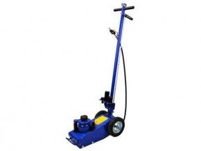 Hydraulicko-pneumatický zdvihák 22T (modrý)