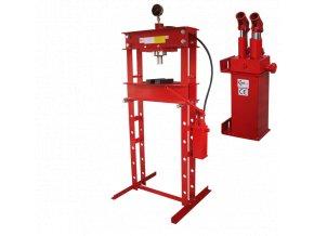Hydraulický lis 30T - dvojrýchlostná pumpa