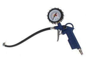 Vzduchová pištoľ s manometrom Kraft&Dele