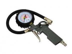 Vzduchová pištoľ s manometrom GEKO - G01101