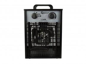 Elektrický ohrievač 3,3kW so vstavaným termostatom + ventilátor G80401