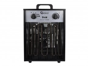 Elektrický ohrievač 9kW so vstavaným termostatom + ventilátor G80404