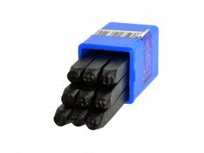 Raznica číselná 4mm/9ks G01806