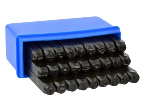 Raznica písmenková 6mm/27ks G01812