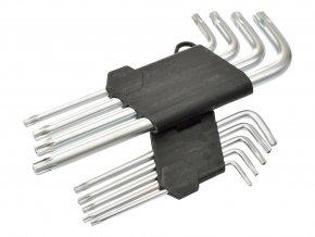 Sada kľúčov TORX T10-T50 9ks G01705