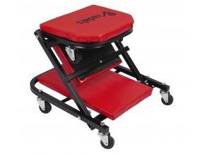 Montážne mobilné ležadlo/ stolička 2v1 REDATS