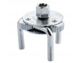 Kľúč na olejové filtre trojramenný 75-130 mm