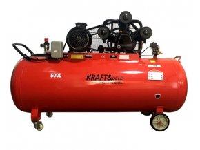 Kompresor 500l olejový 3 piestový + Separátor (1)