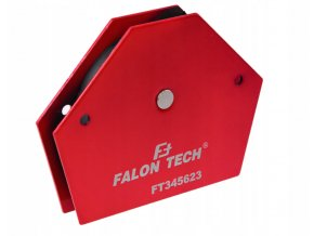 Zvárací uholník magnetický 6 hran 22,5kg FT (1)