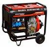Elektrocentrála Diesel 6500W 12230V KD122 (1)