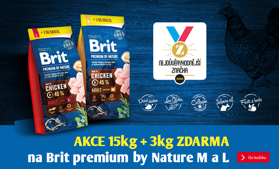 AKCE Brit premium by nature