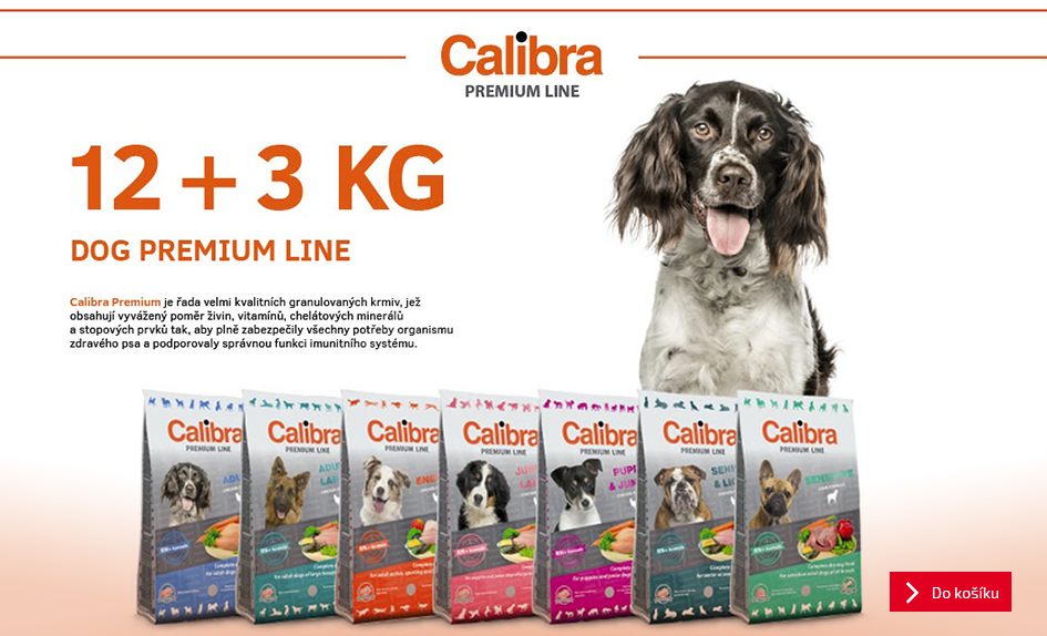 AKCE Calibra 12+3kg