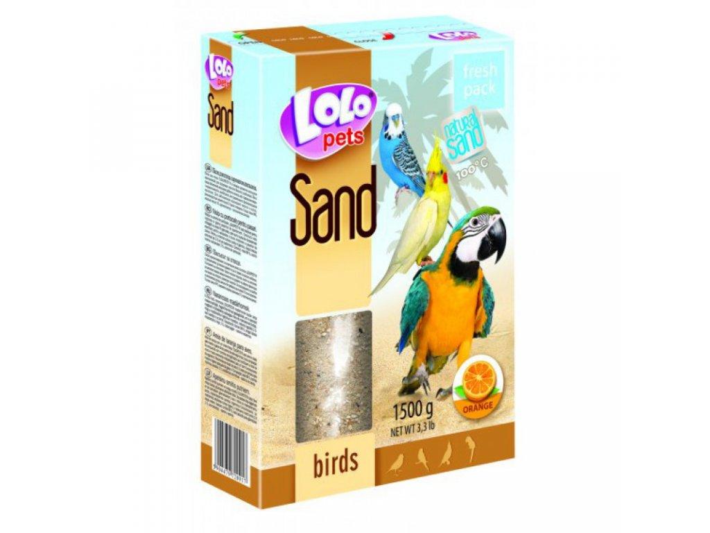 Písky a grity