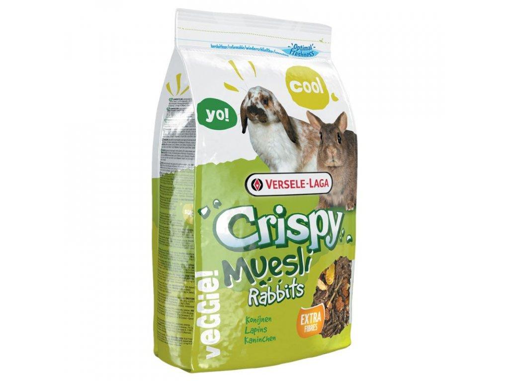 VERSELE-LAGACrispy Muesli pro králíky 2,75kg