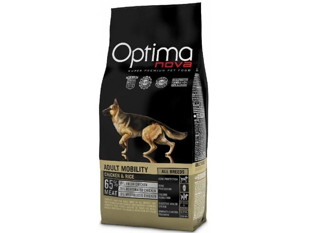 OPTIMAnova dog MOBILITY 2kg  sleva 2% při registraci
