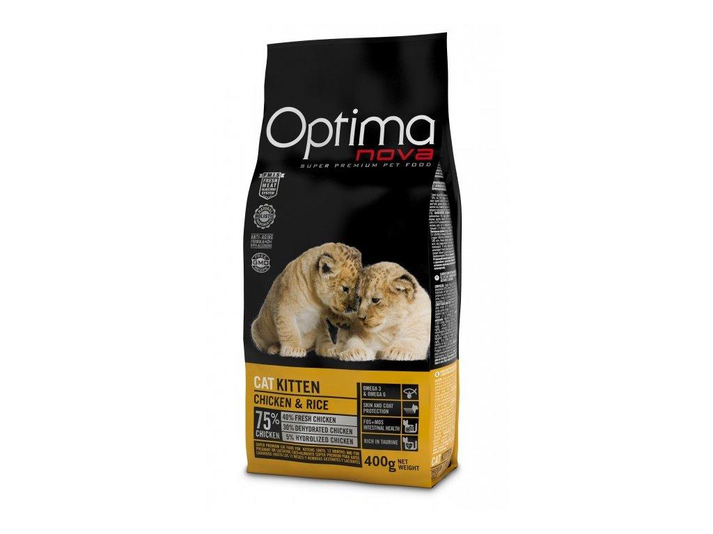 OPTIMAnova CAT KITTEN 2kg  sleva 2% při registraci