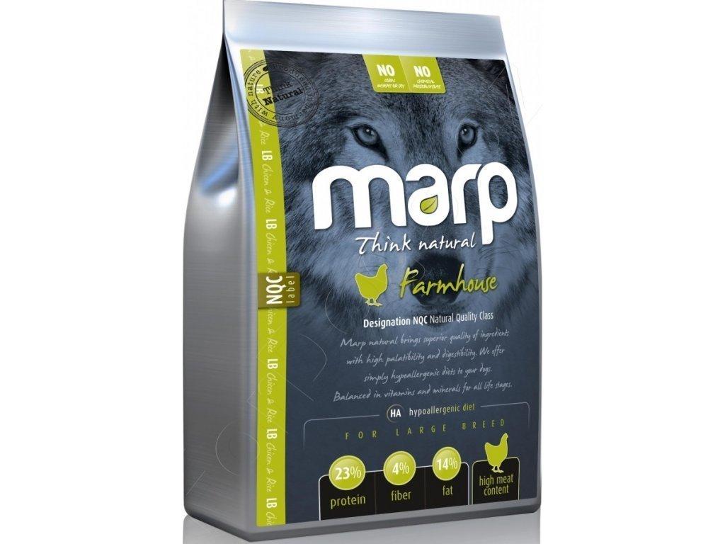 MARP NATURAL - FARMHOUSE LB kuřecí 2kg  kvalitní holistické krmivo pro psy