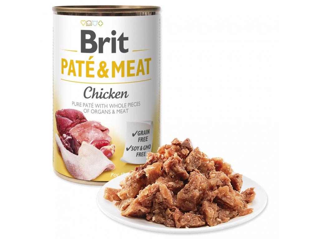 BRIT Paté & Meat Chicken (400g)