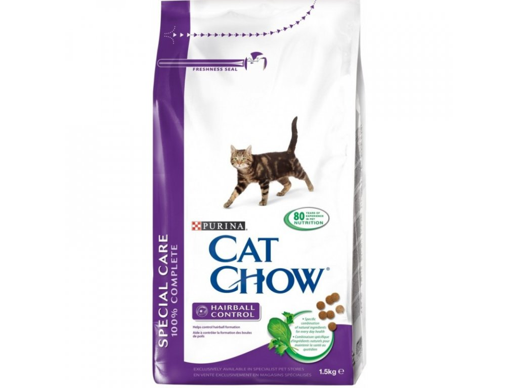 Purina Cat Chow Special Care Hairball