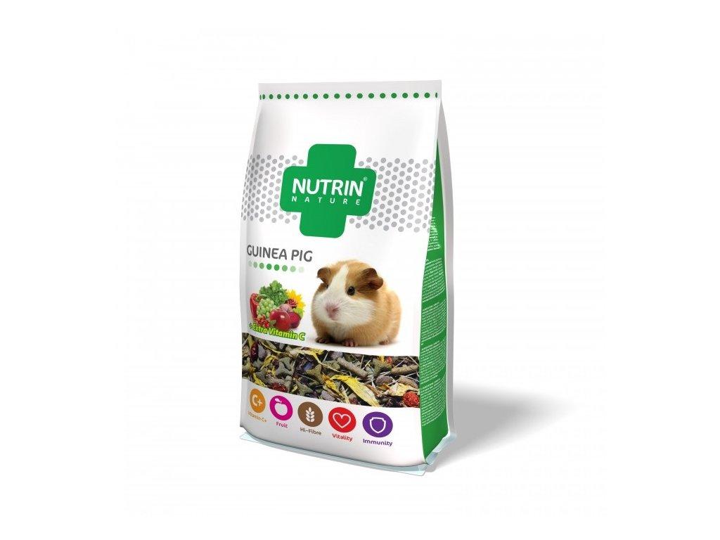 Kompletní NUTRIN Nature pro morčata 750g