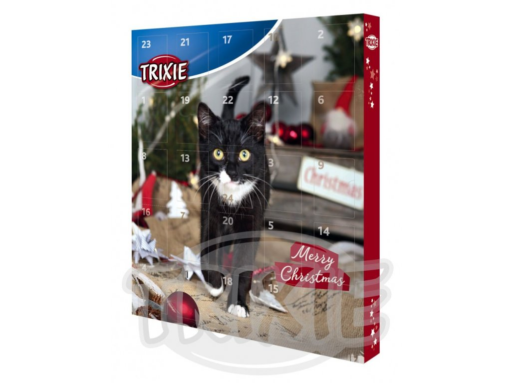 Adventní kalendář pro kočky Trixie