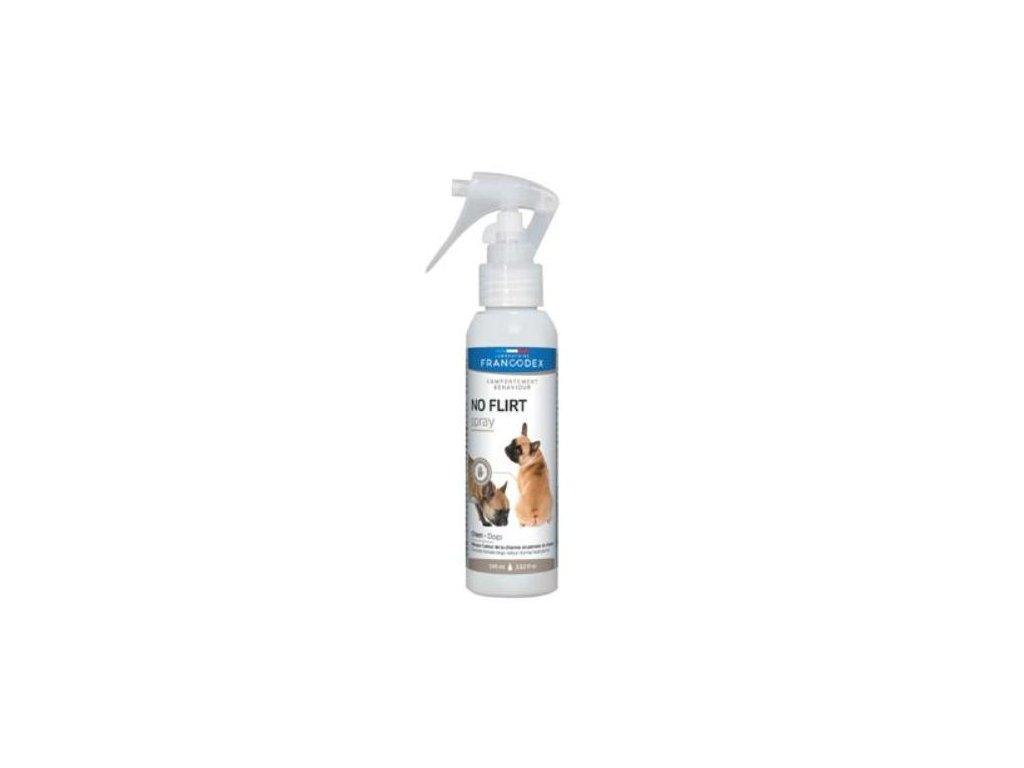 Francodex Sprej NO-FLIRT pro psy 100ml  sleva 2% při registraci