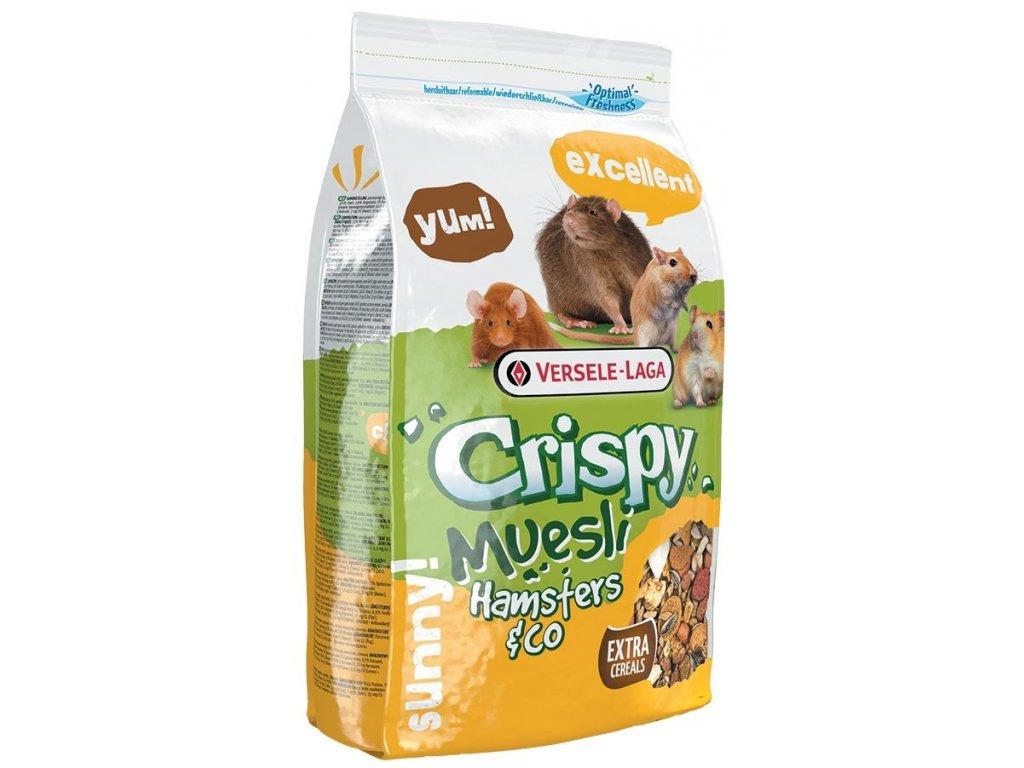 VERSELE-LAGA Crispy Muesli pro křečky 1kg