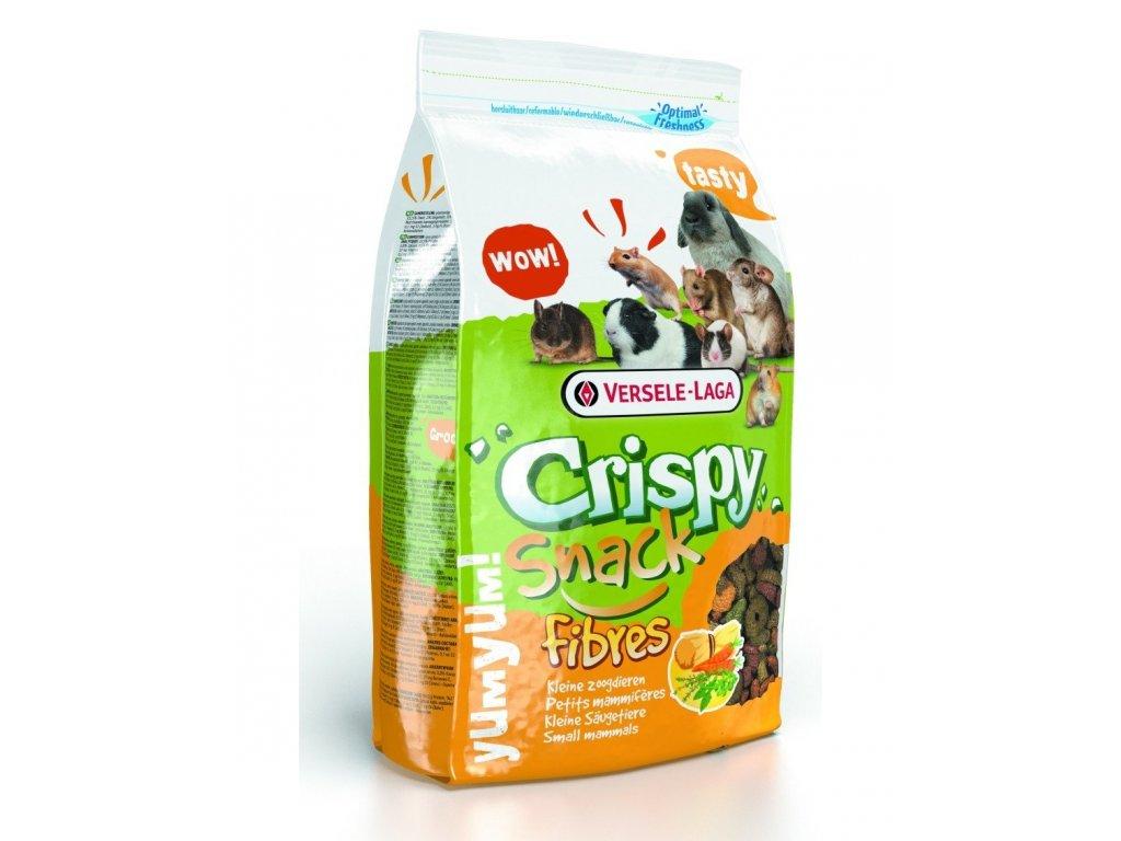 VERSELE-LAGA Crispy Snack pro hlodavce Vláknina 650g