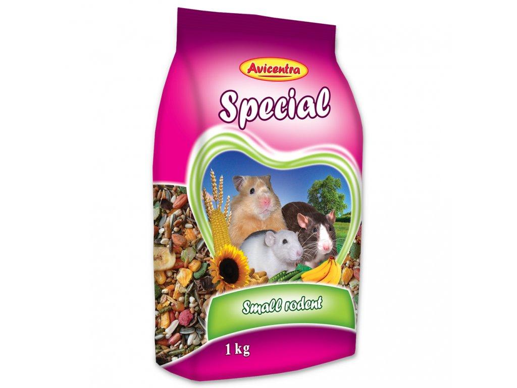 Avicentra Speciál pro malé hlodavce 1kg