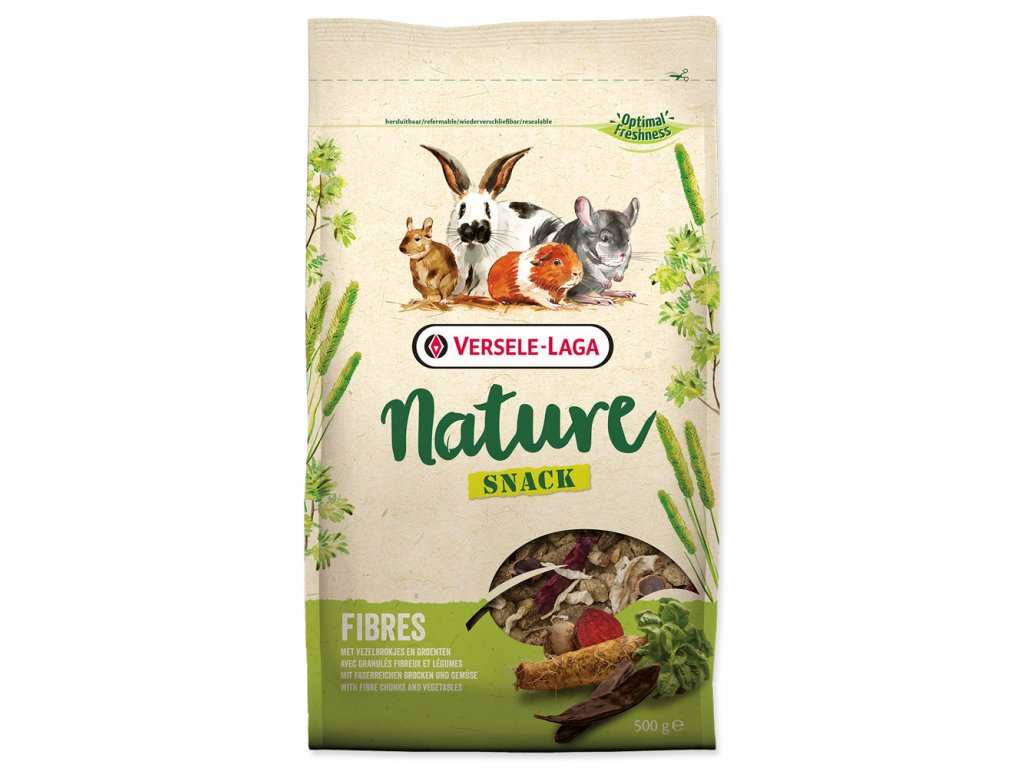 VERSELE-LAGA Nature Snack Fibres (500g)