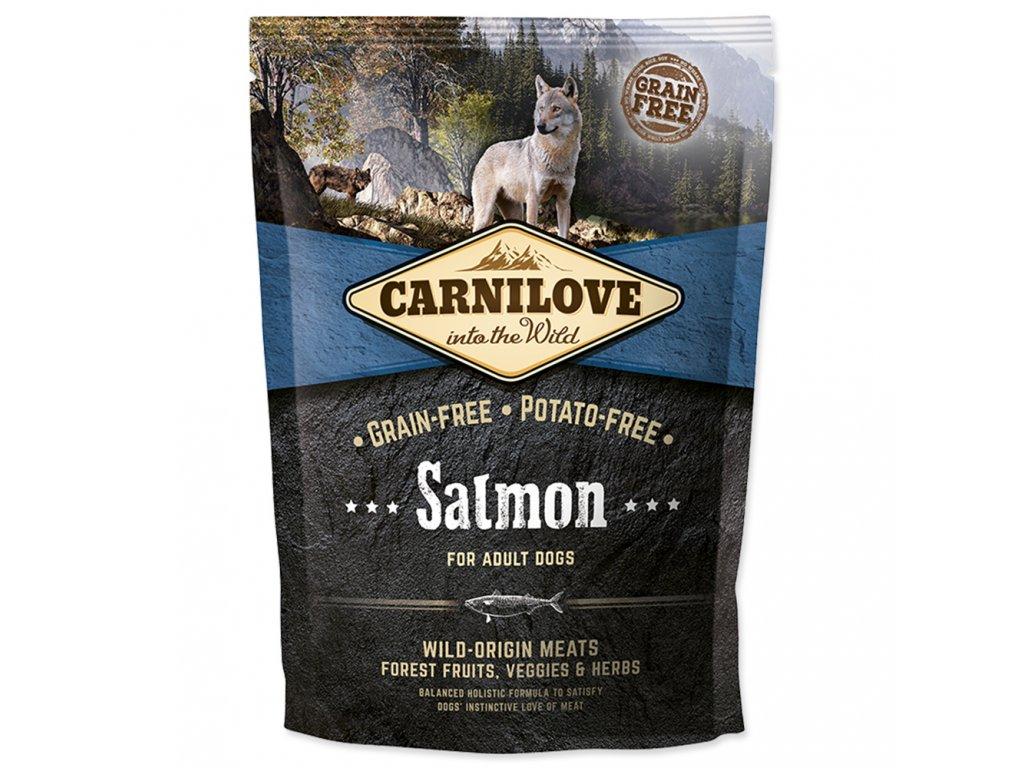 CARNILOVE DOG Adult Salmon 1,5kg