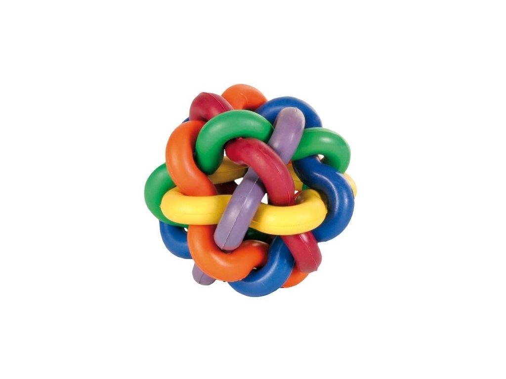 Míč tvrdá guma uzlíkový